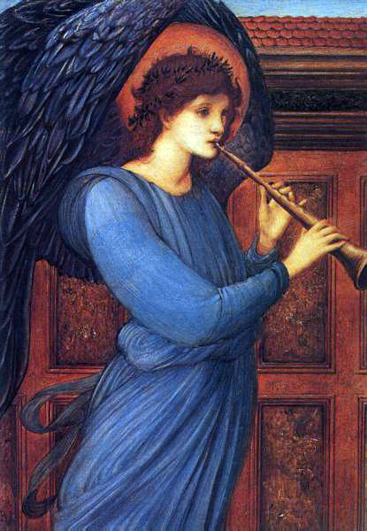 Burne-Jones's The Angel